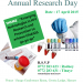UZ-UCSF Annual Research Day, 17 April 2015