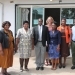 University of Zimbabwe's Pro Vice Chancellor (Academic)' tour of the UZ-UCSF Clinical Research Sites